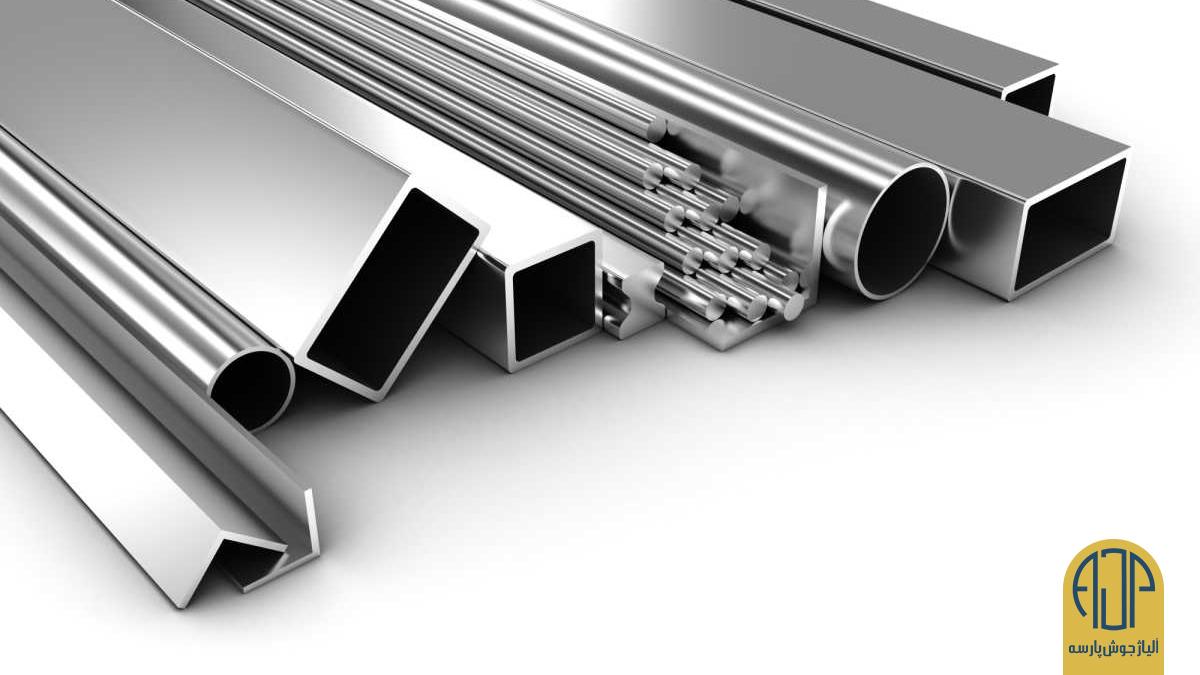 جوشکاری فلزات آهنی