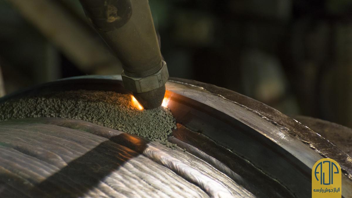نفوذ در فولاد ضد زنگ در جوش قوس غوطه وری