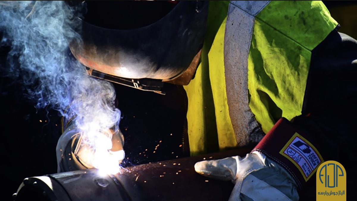 کاربردهای گاز در جوشکاری